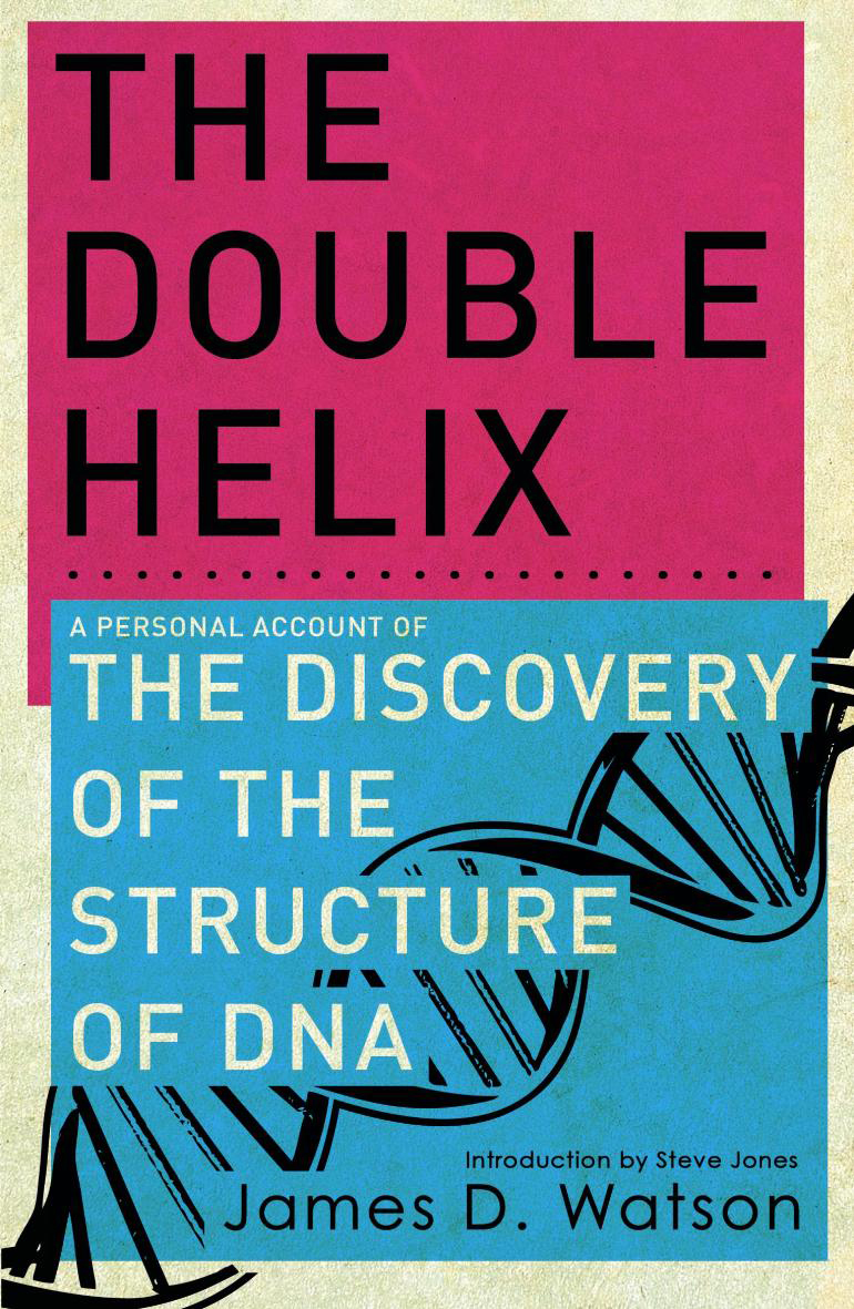 the double helix by james watson essay