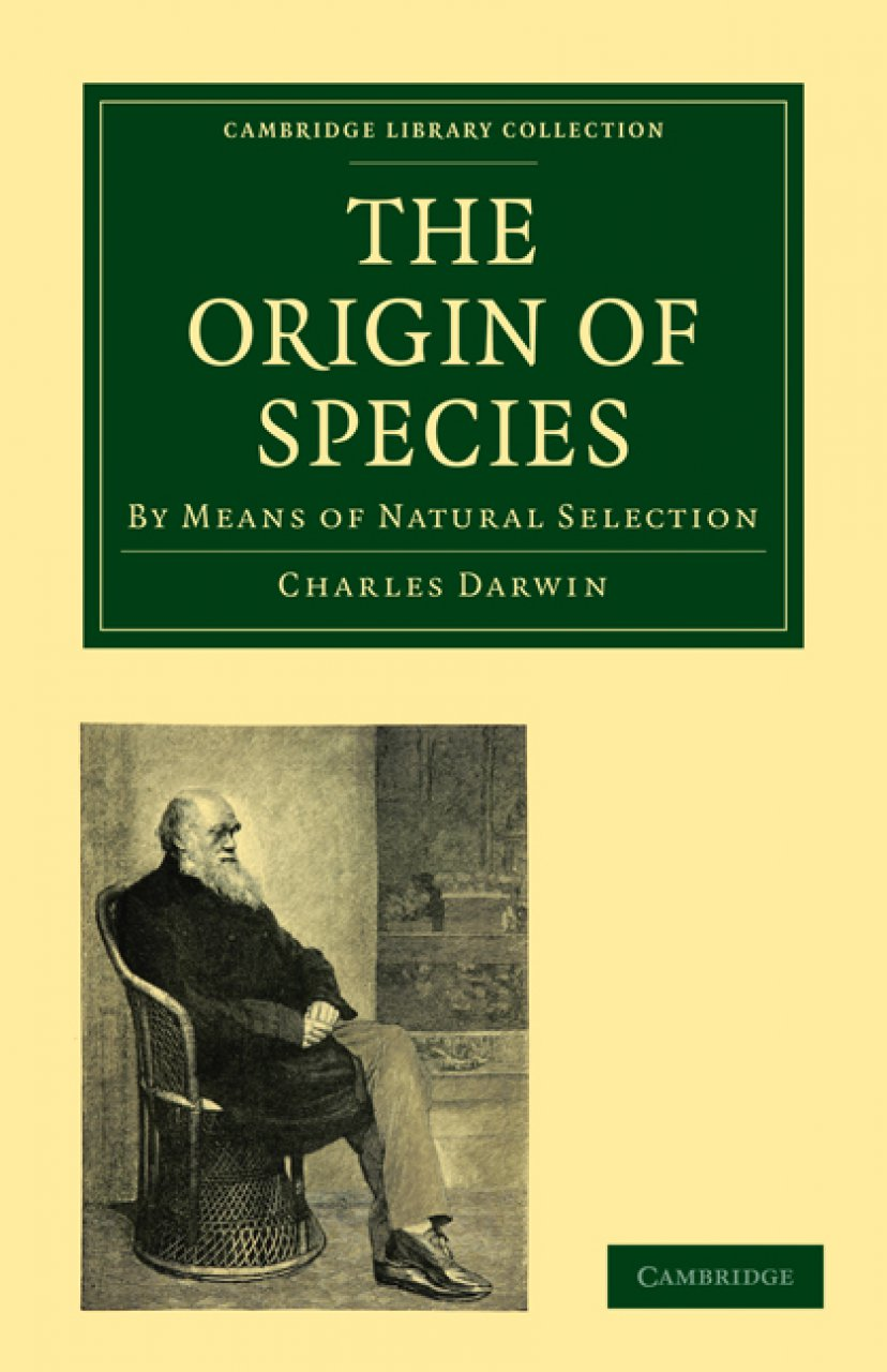a review of charles darwins on the origin of the species Review of the origin of species [victorian web home — geology — biology — charles darwin 'the origin of species', the north british review.