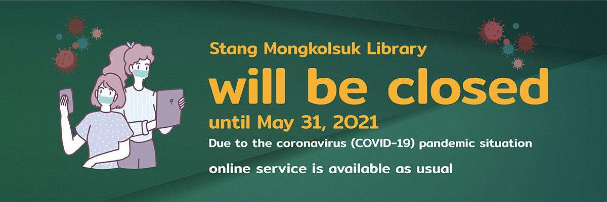 Stang Mongkolsuk Library & Information Division : งาน ...