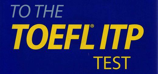 TOEFL ITP – สิ่งพิมพ์มาใหม่: New Resources Releases