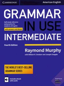 Grammar in use  Intermediate : self-study reference and practice for